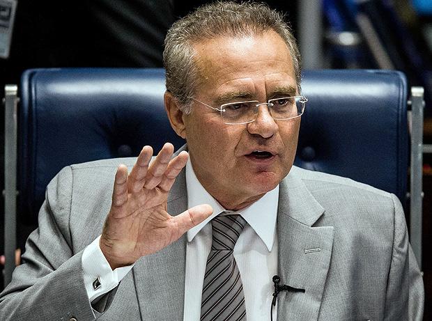 Impeachment: Renan diz que, se necessário, Senado vai trabalhar no fim de semana