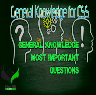 General Knowledge for CSS pdf