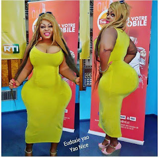 Toolz is no match for her! See the woman with the biggest Ukwu in Africa(photos)