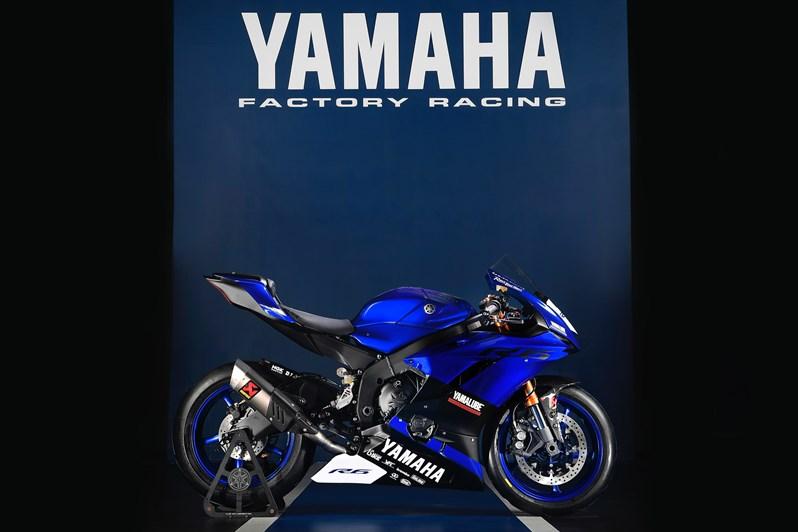 New Yamaha YZF R6 2017 akan turun balapan dikelas WSS tahun 2017 mendatang