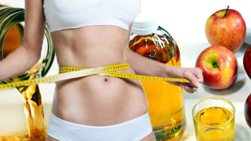 Apple Cider Vinegar and Weight Loss Studies