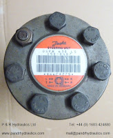 Danfoss steering unit 1500107 OSPB630LS