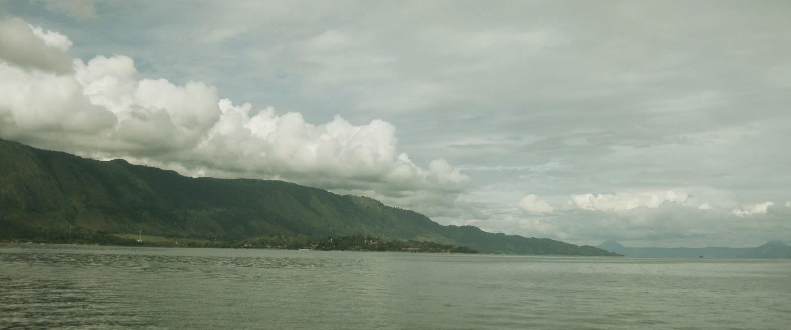 Destinasi alam di Sumatera Utara, ini adalah yang terbesar