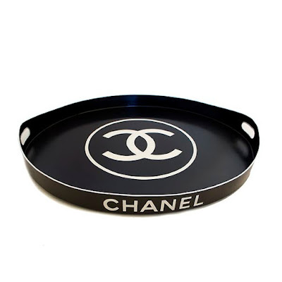 ~thrifty Thursday~{knockoff chanel tray}