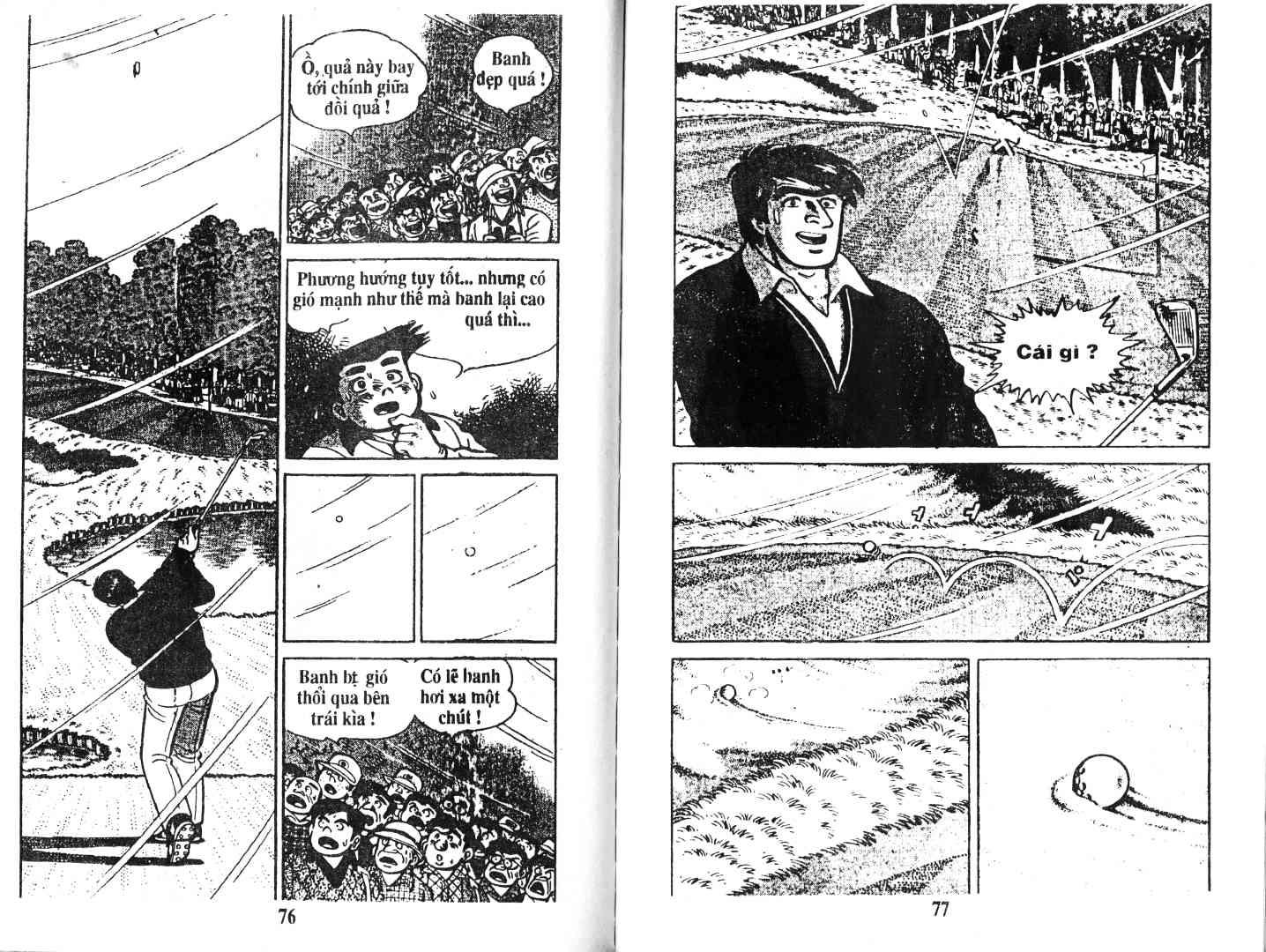 Ashita Tenki ni Naare chapter 46 trang 38
