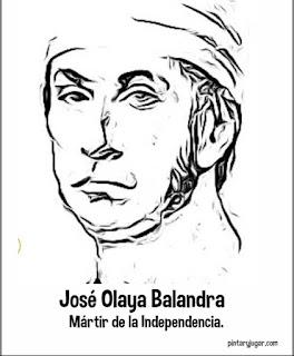 Mártir Jose Olaya Perú