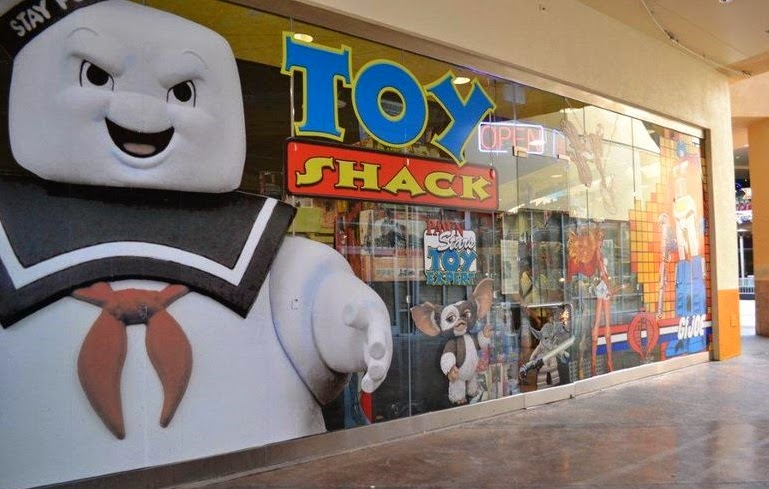 The Toy Shack em Las Vegas