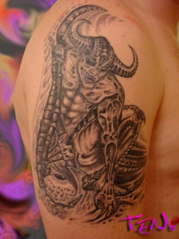 My Tattoo Site: Tattoos For Men Shoulder