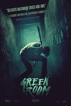 Poster Green Room 2015