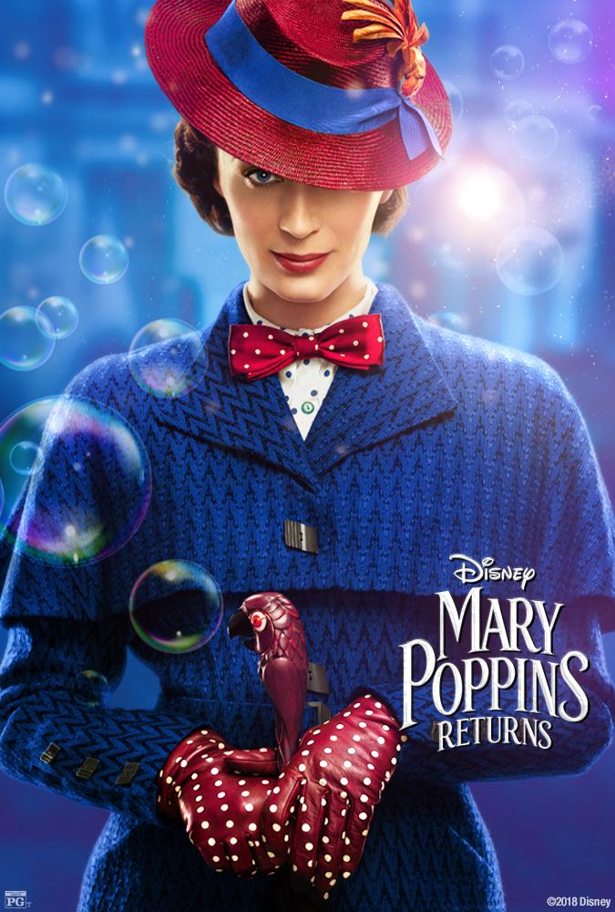 Mary Poppins Returns Full Movie Box Movie