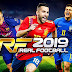 Real Football 2019 MOD APK+DATA Update 2018 Tim BRAZIL A 100% Work!
