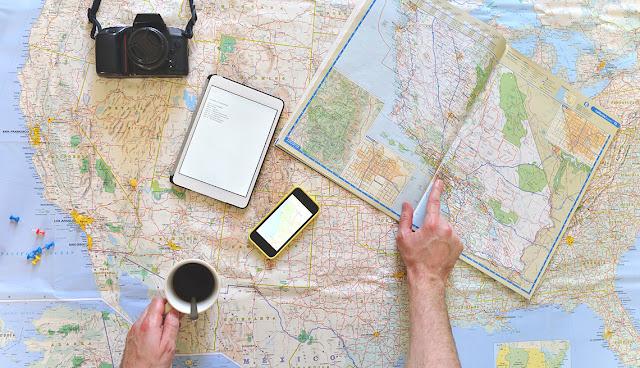 Aplikasi Traveling Perjalanan Ngetrip