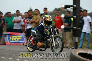 Hasil Kejurda Drag Bike Championship Seri 2  Tanjung Pinang 2018