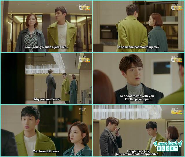 yeon eun , joon young and Yoon Hoo - controllably Fond - Episode 12 Review - Korean Drama 2016