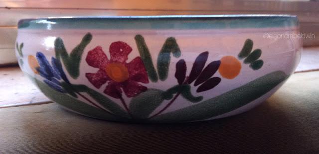 My Nonna's bagna càuda terracotta pan