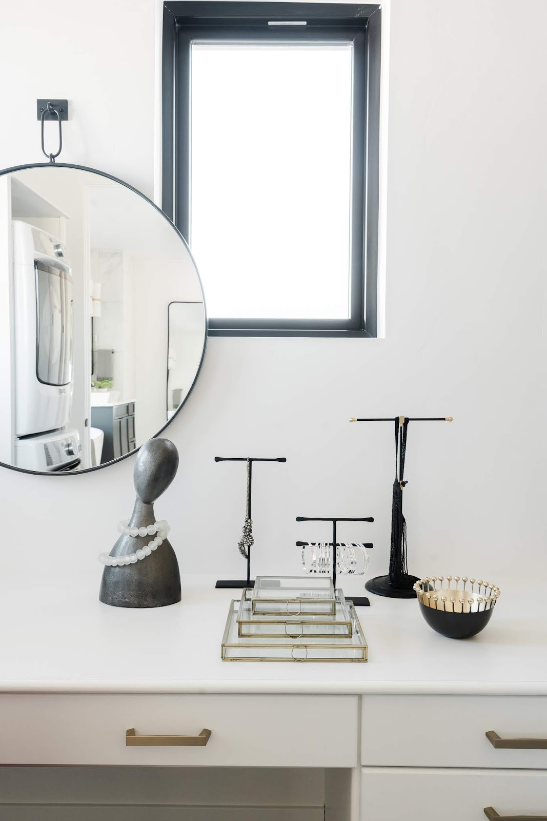Vanity Design, Fashion Blogger Closet