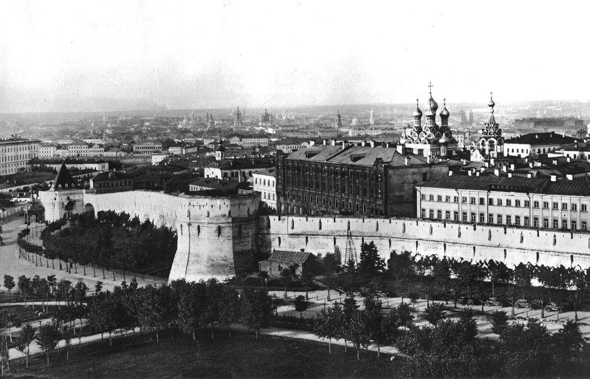 Москва дореволюционная