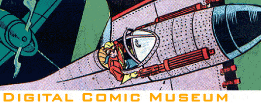 Daniel Solis: Thousands of Free Public Domain Scans of Retro Comics