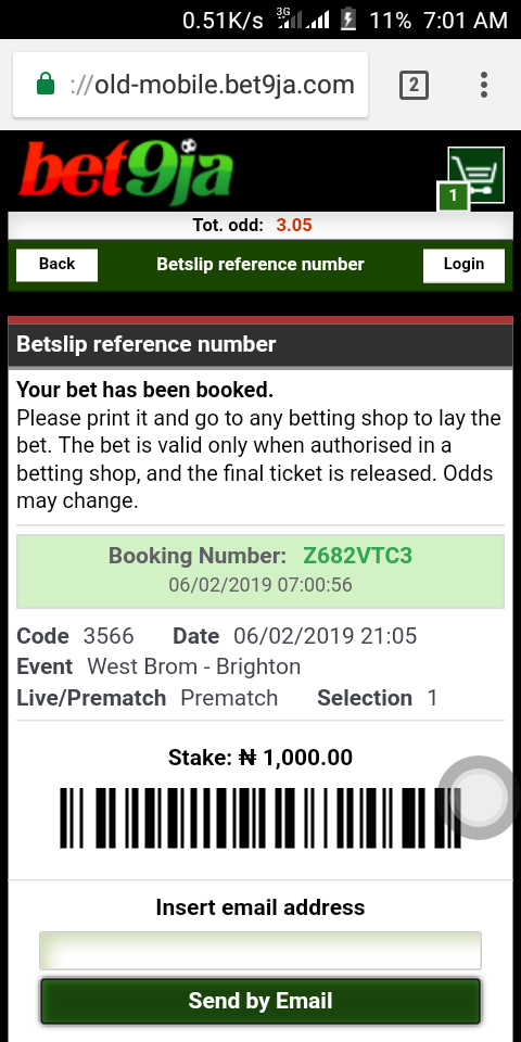 Madison : Old mobile bet9ja com