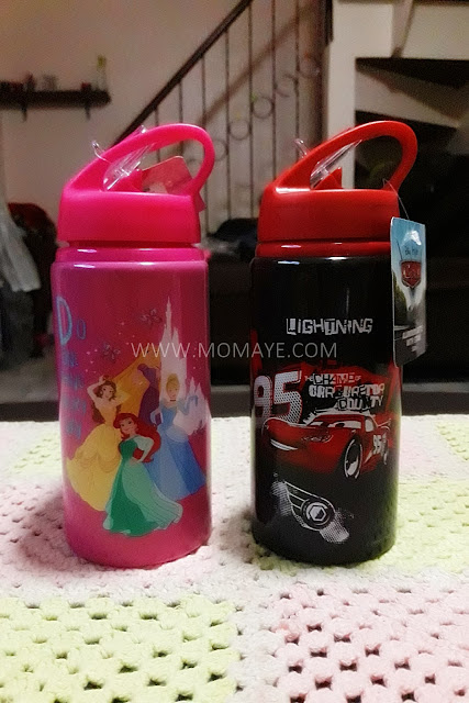 SM Department Store, Aluminum Tumbler, Disney Princess, Cars, tumbler, back to school tips
