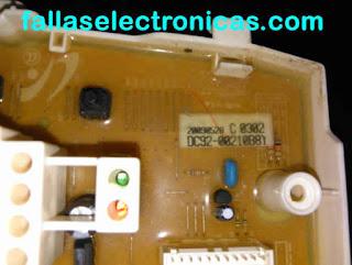 circuito lavarropa samsung