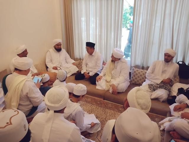 [Habib Ali Al-Jufri] Politisasi Fatwa Menjelang Pemilu adalah Haram