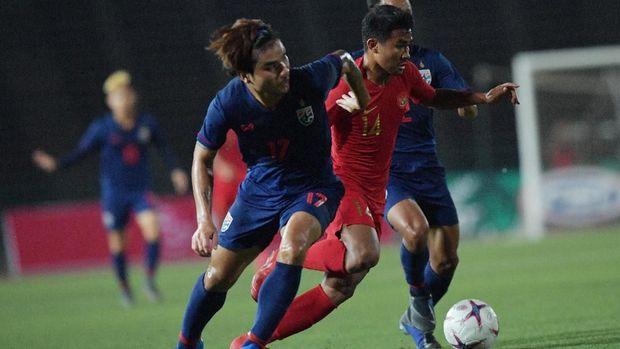 Timnas Thailand Merombak Tim Di Kualifikasi Piala Asia Umur 23
