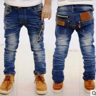 Model Celana Jeans Keren Anak Laki-Laki Masa Kini