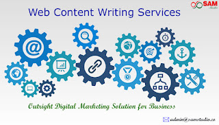 Content Marketing and Production Services