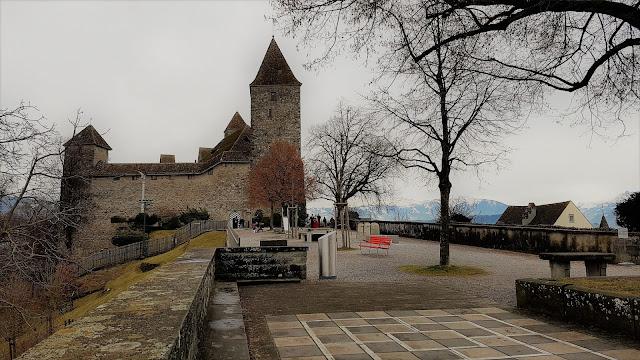 Visitare il castello di Rapperswill