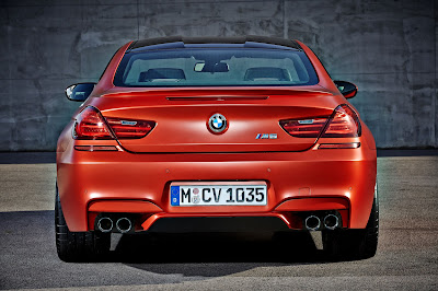 2016 BMW M6 Coupe sedan car image