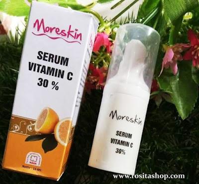 Jual Moreskin Serum Vit C 30