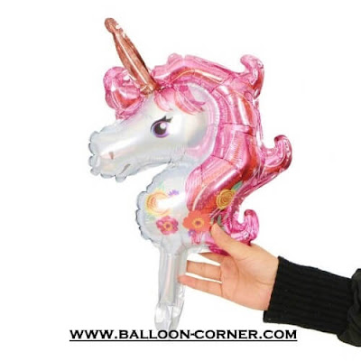 Balon Foil Pink Unicorn Mini