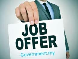 Cari Kerja dan Jawatan Kosong Kerajaan Di Government.my