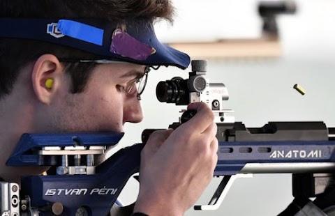Sportlövő-vb: Péni hetedik fekvő puskában