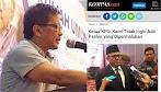 KPU Tak Ingin Ada Paslon yang Dipermalukan, Rocky Gerung Lontarkan Pertanyaan Menohok