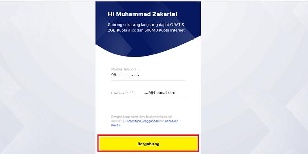 Cara Mendapatkan Internet Gratis XL dari Situs Dapetin