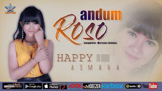 Lirik Lagu Andum Roso - Happy Asmara