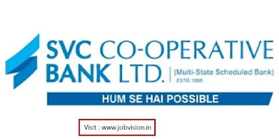 SVC Co-operative Bank Ltd