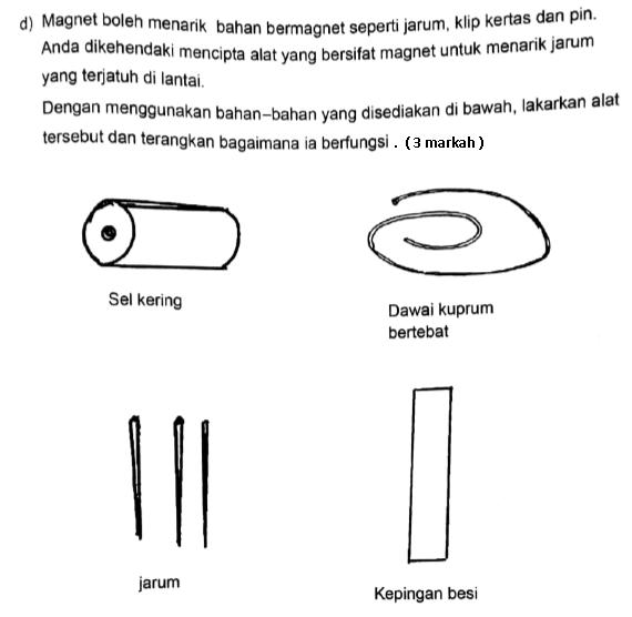 Sains Pt3 2020 Contoh Soalan Sains Kbat Pt3 Soalan Percubaan Sains Kelantan