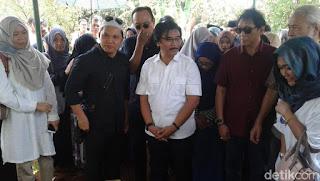 Meninggal saat Pengajian Adalah Cita-cita Debby Nasution