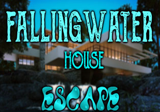EightGames Falling Water House Escape