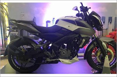 2017 Bajaj Pulsar 200NS