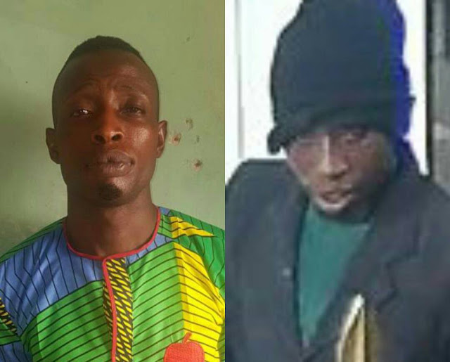 Police Arrest Most Wanted Offa Robbery Suspect
