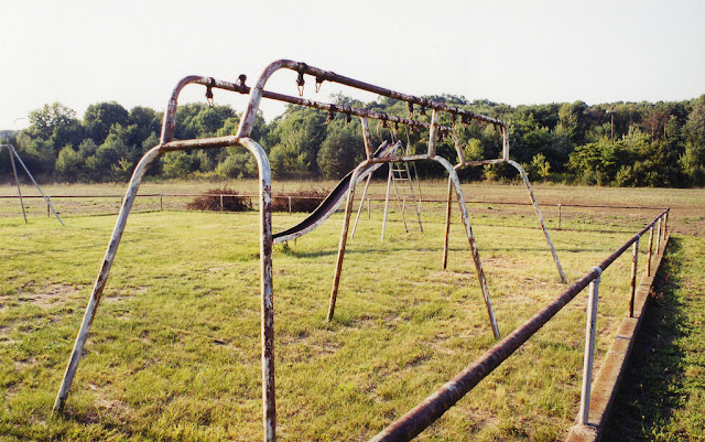 creepy-swingset
