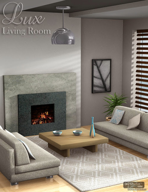 Living Room Feature Wall Decor: Download DAZ Studio 3 For FREE!: DAZ 3D