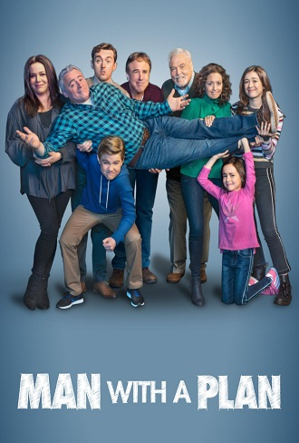 Man with a Plan Season 3 Complete Download 480p All Episode