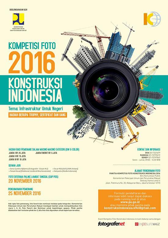 Kompetisi Foto Konstruksi Indonesia