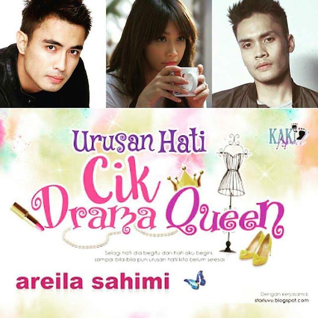 Drama Adaptasi Akan Datang - Novel Urusan Hati Cik Drama Queen Karya ariela sahimi