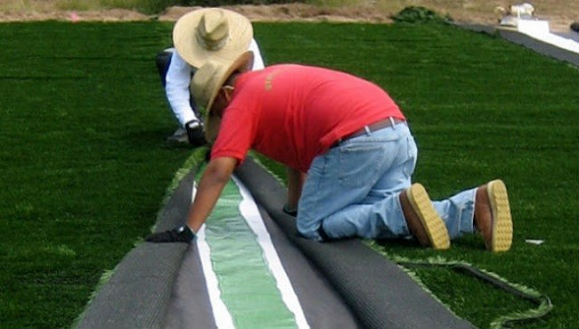 The Way You Can Get the Best Output from Installing Synthetic Turf